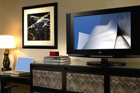 hotel theft prevention flat screen tv theft from hotel rooms can be