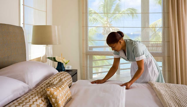 Cleaning Hotel Rooms Jobs In London