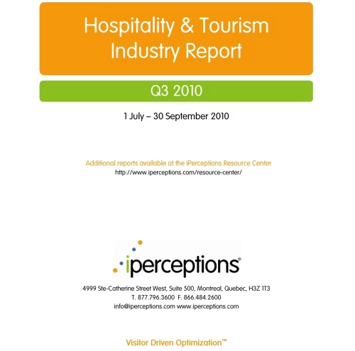 hospitality industry placement report Preparing for a successful career in the hospitality industry  kate walsh, michael c sturman, and bill carroll  if you have picked up this book, chances are good that you are either working in the hospitality.