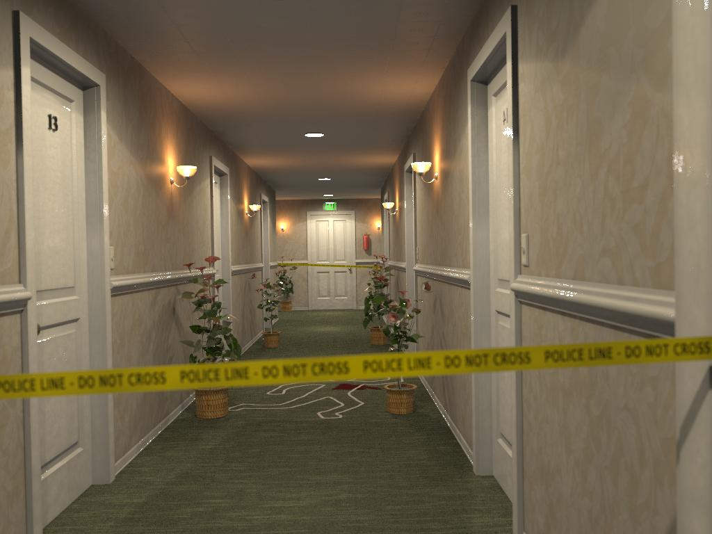 Robbery In Apartment Buildings
