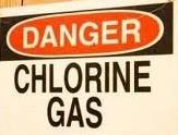 chlorine gas leak