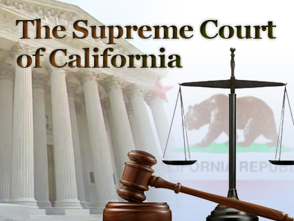Image result for california supreme court