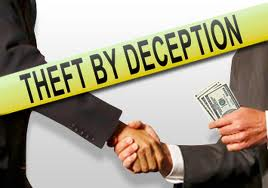 Hotel Theft By Deception