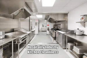 Hospitality Industry Kitchen Cleanliness