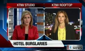 Hotel Burglaries