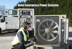 Hotel Emergency Power Systems