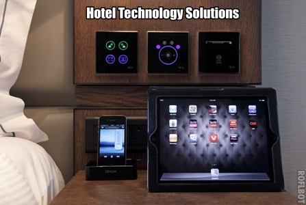 Hospitality Industry Technology Solutions: A