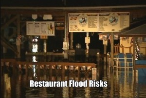 Restaurant Flood Risks