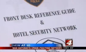 Hotel Crime Fighting Network