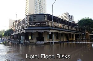 Hotel and Motel Flood Risks