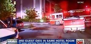 Hotel Carbon Monoxide Deaths