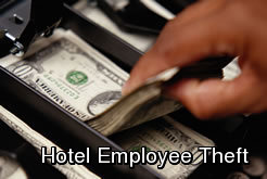 Hotel Employee Theft