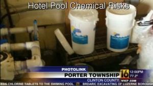 Hotel Pool Chemical Risks