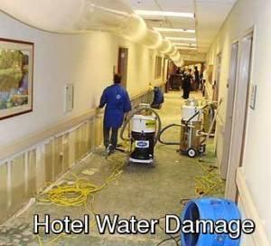 Hotel Water Damage