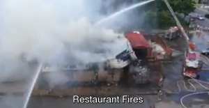 Restaurant Fire Risks