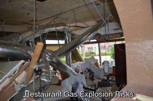 Restaurant Gas Explosion Risks