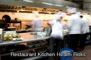 Restaurant Kitchen Health Risks