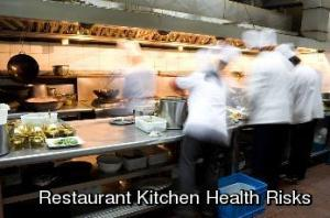 Restaurant Kitchen Health Risks