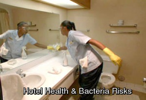 Hotel Health And Bacteria Risks
