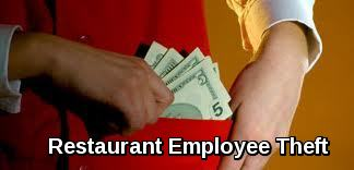 Restaurant Employee Theft