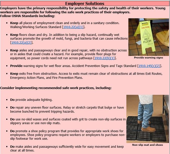 OSHA Safety OSHA Restaurant Safety  sc 1 st  HOSPITALITY RISK SOLUTIONS & OSHA Archives - HOSPITALITY RISK SOLUTIONS