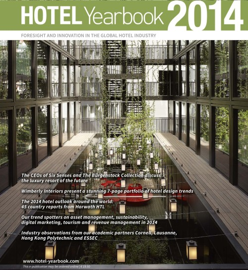 Hotel Yearbook 2014